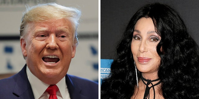 Cher bashed Donald Trump's suggestion that medial workers are stealing medical supplies amid the coronavirus pandemic.