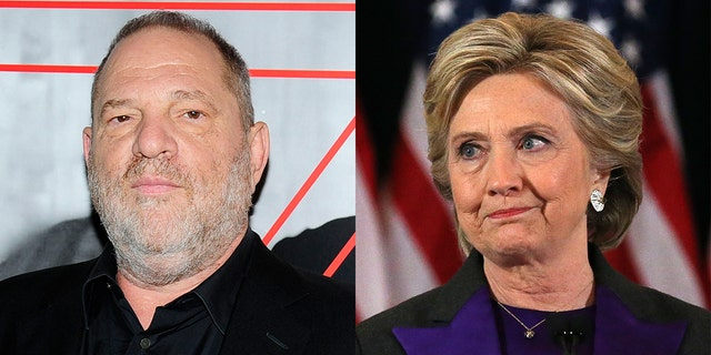Federal Election Commission filings show Harvey Weinstein bundled $1.4 million for Hillary Clinton during her presidential bid in 2016 and handed her another $73,390 dating back to her 1999 U.S. Senate run in New York.
