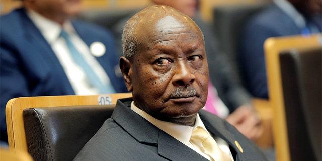 Uganda President Yoweri Museveni in January 2018. REUTERS/Tiksa Negeri - RC1C66DBDC60