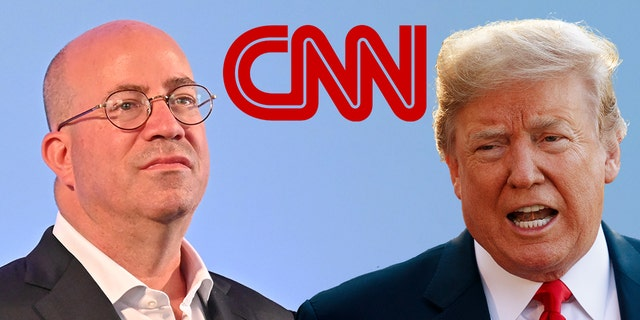 "CNN Worldwide president Jeff Zucker was in charge of NBC Entertainment back in 2003 when he greenlit ""The Apprentice."""