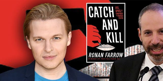 Westlake Legal Group ad773789b579a508952a67fea7746204 Ronan Farrow's 'Catch and Kill' 'motivated not by a pursuit of truth, but an axe to grind,' NBC News president says in leaked memo fox-news/media fox news fnc/media fnc ef252db8-167f-5630-91e4-83a9dcf2d4ea Brian Flood article
