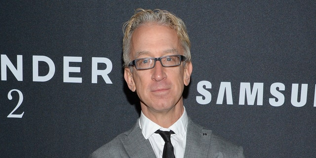 Andy Dick was sentenced to 14 days in jail stemming from his 2018 sexual battery case, according to a new report. Per TMZ, the actor was released after serving one day due to jail overcrowding. (Photo by Evan Agostini/Invision/AP, File)