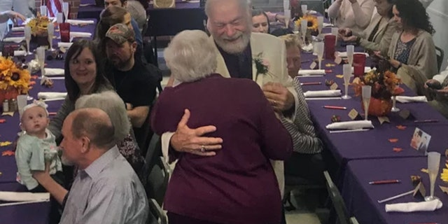 Westlake Legal Group bob-and-Annette-1-NUTCRACKER-FAMILY-RESTAURANT High school sweethearts reunite and wed, 63 years later Janine Puhak fox-news/lifestyle/weddings fox-news/lifestyle/relationships fox-news/lifestyle fox news fnc/lifestyle fnc article afab57ae-8705-52f7-8d4e-46feb5a9237a