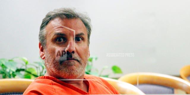 Brian Steven Smith during his arraignment Wednesday. (AP Photo/Mark Thiessen)