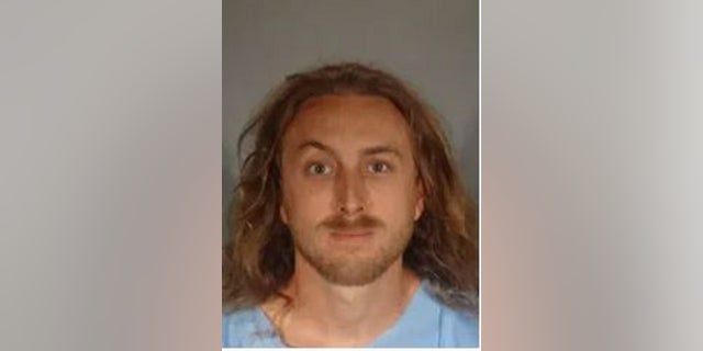 David Dempsey, 32, pleaded not guilty to charges connected to an attack on anti-Trump protesters in Southern California.