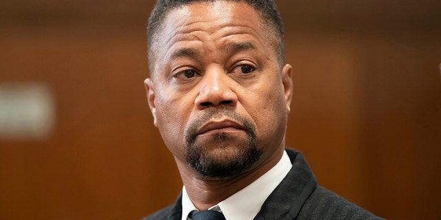 Cuba Gooding Jr. faces yet another allegation of rape, this time, it allegedly occurred in 2013 in a SoHo hotel room. (Steven Hirsch/New York Post via AP, Pool)