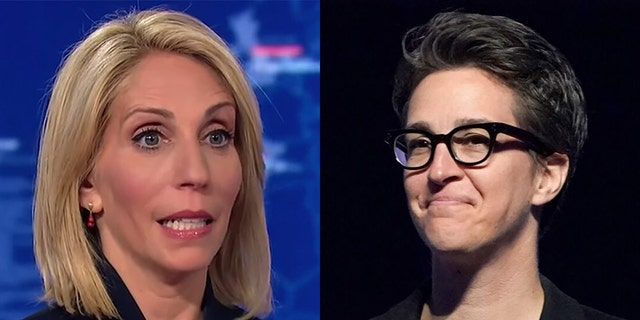 """Earlier this week came word that CNN's Dana Bash, left, will consult on an NBC drama series. On Friday, MSNBC's Rachel Maddow confirmed her role in the """"Batwoman"""" TV series."""