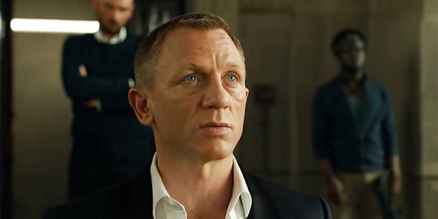Daniel Craig will play James Bond one last time in 'No Time to Die.'