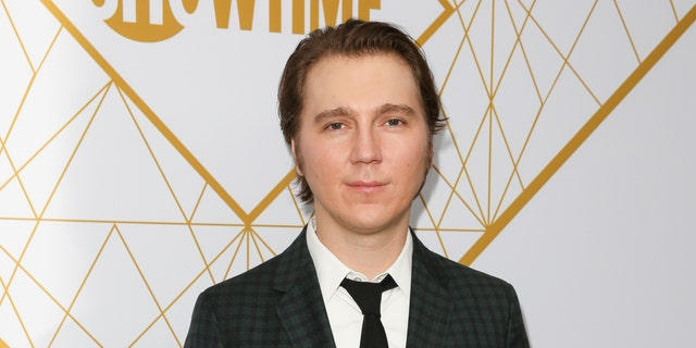 Paul Dano attends the Showtime Emmy eve nominee celebrations at San Vincente Bungalows.