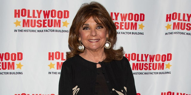 Dawn Wells arrives at the Hollywood Museum Celebrates The 55th Anniversary Of Gilligan's Island event on September 25, 2019 in Hollywood, Calif. (Photo by Gabriel Olsen/Getty Images)