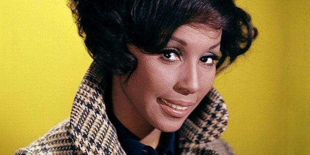This 1972 file image shows singer and actress Diahann Carroll.