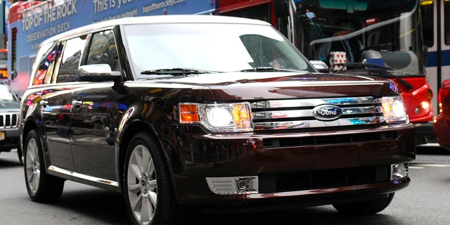 Westlake Legal Group flex-09 The Ford Flex, its oldest SUV, is being discontinued Gary Gastelu fox-news/auto/style/suv fox-news/auto/make/ford fox news fnc/auto fnc efa552f7-56bc-527e-8bb5-63e973dcde73 article