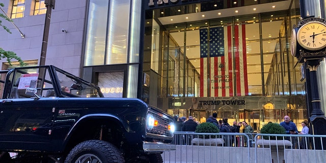 Westlake Legal Group g9 I drove a $350,000 Ford Bronco and you should buy it Gary Gastelu fox-news/auto/style/trucks fox-news/auto/style/suv fox-news/auto/nascar fox-news/auto/make/ford fox-news/auto/attributes/custom fox-news/auto/attributes/collector-cars fox news fnc/auto fnc article 23ca25f0-18f6-53fc-9cca-b1b2f2021c59