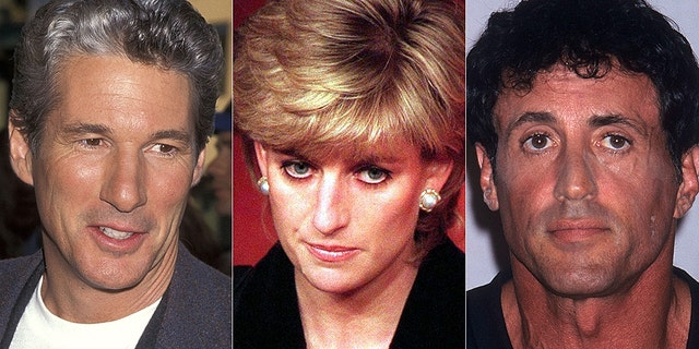 Westlake Legal Group gere-diana-stallone-Getty Sylvester Stallone and Richard Gere once fought over Princess Diana according to Elton John The Sun fox-news/person/princess-diana fnc/entertainment fnc article 93b12246-082f-53bb-b1f2-11a7ad2600c1