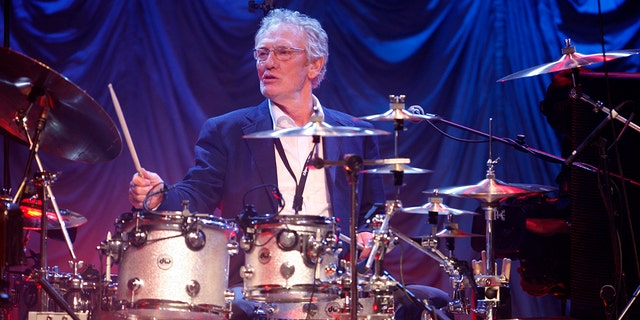 The family of drummer Ginger Baker, the volatile and propulsive British musician who was best known for his time with the power trio Cream, says he died, Sunday Oct. 6, 2019. He was 80.