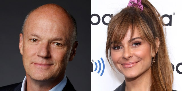 MSNBC President Phil Griffin faces counter-reactions after sharing a graphic image of Maria Menounos.