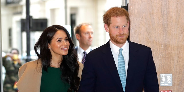 Prince Harry and Meghan Markle announced in January that they'd 'step back' from their royal duties.