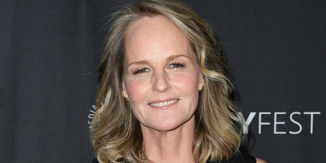 Helen Hunt, pictured here at the 2019 PaleyFest Fall TV Previews in California, was reportedly hospitalized after getting into a car accident on Wednesday.