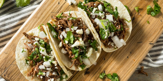 Sunday is National Taco Day, which means lots of delicious offers to celebrate with. (iStock)