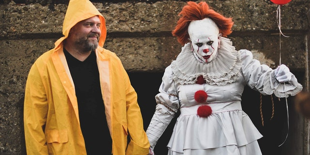 Tate revealed she warned the community the pair was planning to photo shoot so they wouldn't get spooked.