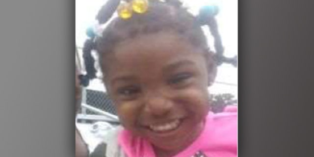 "Kamille ""Cupcake"" McKinney was last seen Saturday in Avondale.(Alabama Law Enforcement Agency)"