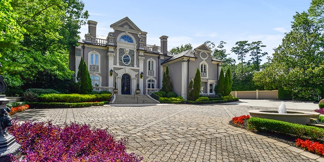 Rogers initially bought the home back in 2009 for $2.8 million.