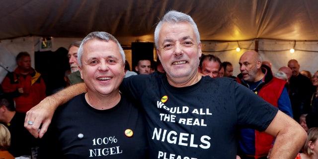 Westlake Legal Group only-making-pla-416575 Pub's 'Nigel Night' pulls more than 400 Nigels to 'celebrate Nigelness' fox-news/food-drink/drinks/bars fox news fnc/food-drink fnc article Alexandra Deabler 99b0c20a-9257-5217-afda-759c0017681d