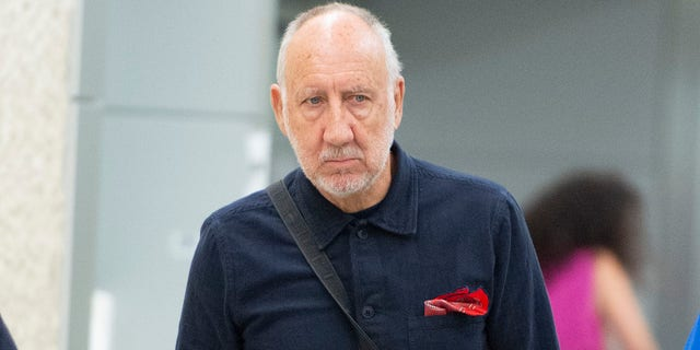 The Who's Pete Townshend: Child porn arrest saved my life