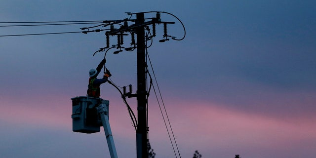 Westlake Legal Group pge_1 California wildfire risk may cause power outages in 30 counties for more than 600,000 customers Travis Fedschun fox-news/weather fox-news/us/us-regions/west/california fox-news/us/disasters/fires fox-news/us/disasters/disaster-response fox-news/us/disasters fox news fnc/us fnc article 07d4d91d-ca05-5d8f-bb05-ad7ced348a2f