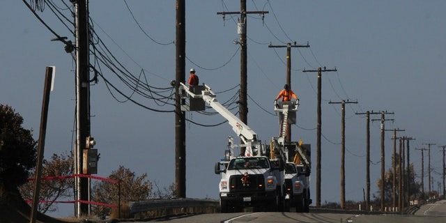 Westlake Legal Group pge_3 California wildfire risk may cause power outages in 30 counties for more than 600,000 customers Travis Fedschun fox-news/weather fox-news/us/us-regions/west/california fox-news/us/disasters/fires fox-news/us/disasters/disaster-response fox-news/us/disasters fox news fnc/us fnc article 07d4d91d-ca05-5d8f-bb05-ad7ced348a2f