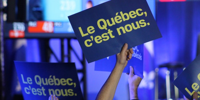 "The Bloc's campaign slogan, ""le Québec, c'est nous"" (Québec is ours), attracted controversy for its exclusionary tone, but it drove voters concerned with protecting the French language and ""laïcité"", or secularism, back to the party."