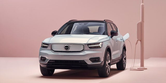 Volvo XC40 Recharge: Volvo's first fully electric auto  expected in 2020