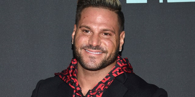 'Jersey Shore' cast member Ronnie Ortiz-Magro spoke out to express gratitude for his friends after his arrest for a domestic violence allegation. (Photo by Evan Agostini/Invision/AP, File)