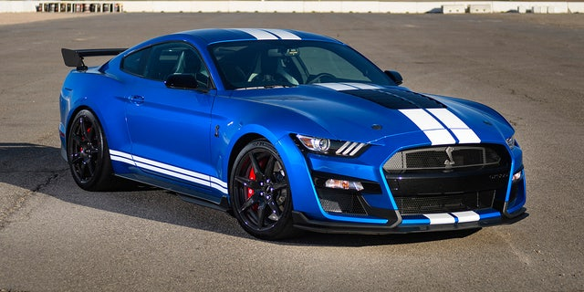 Westlake Legal Group shel6 Test drive: The 2020 Ford Mustang Shelby GT500 is the most powerful Ford ever Gary Gastelu fox-news/columns/car-report fox-news/auto/test-drives fox-news/auto/make/ford fox-news/auto/attributes/performance fox news fnc/auto fnc article 18e5805c-9527-5cfa-9046-aa5d8764daf7