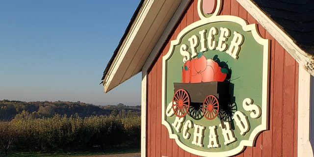 Spicer Orchards says one of there farms had 22,000 apples stolen between Oct. 6 and Oct. 9.