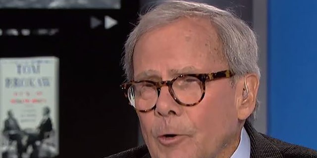 Westlake Legal Group tom-brokaw Tom Brokaw says Democrats don't have 'the goods' on Trump like they did with Nixon fox-news/politics/trump-impeachment-inquiry fox-news/politics fox news fnc/media fnc d26cb836-f1ad-5da6-81a7-d0a3061e496f Brie Stimson article