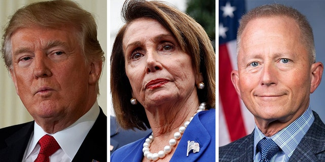 Westlake Legal Group trump-Pelosi-VanDrew Republicans accuse Schiff of 'coaching' Trump impeachment witness; Democrat won't support impeachment fox-news/columns/fox-news-first fox news fnc/us fnc edbc5082-6b91-5f0a-8a16-e49dfdca9c09 article