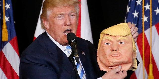 Westlake Legal Group trump-mask Florida man dressed as Trump at Halloween fair allegedly punched in face by 14-year-old Nicole Darrah fox-news/us/us-regions/southeast/florida fox-news/us/crime fox-news/person/donald-trump fox news fnc/us fnc c0a79c54-975b-5636-9e0d-09b0f11a4a4a article
