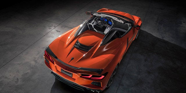 The 2020 Stingray Is Chevy's First Hardtop Corvette Convertible