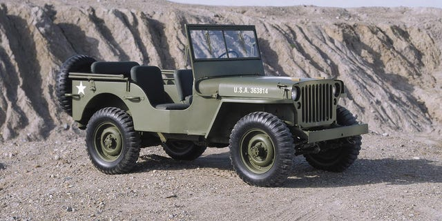 The WWII-era Willys MB spawned a line of military vehicles that were built into the 1970s.