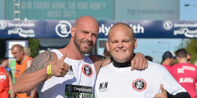 Since turning his life around, 28-year-old Dibsy has fought in a charity boxing match and climbed Scotland's Ben Nevis mountain. Along with Hind, his trainer, Dibsy also took on the Great North Run half-marathon in North East England.