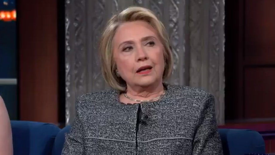 Hillary Clinton Mulling 2020 Run