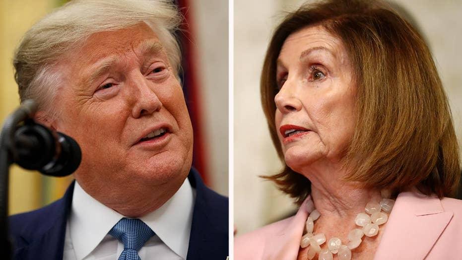 Rep. McCarthy: Pelosi refused to read Trump's letter to Erdogan