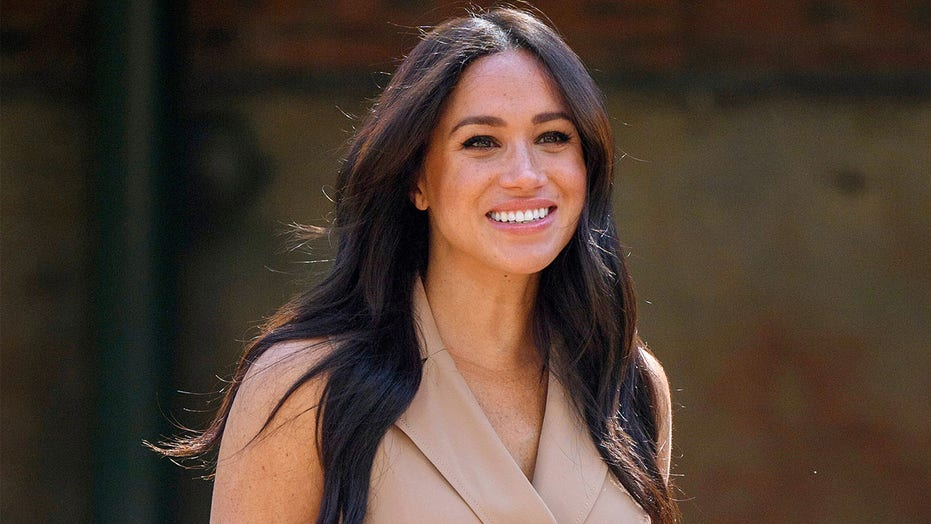 Meghan Markle reveals sweet sponsorship in son Archie's name | Fox ...