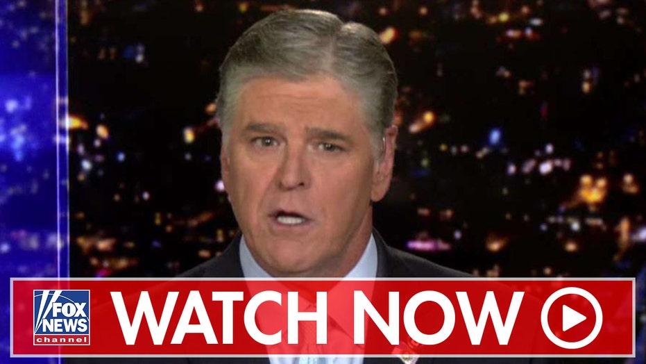 Hannity blasts Adam Schiff amid impeachment inquiry
