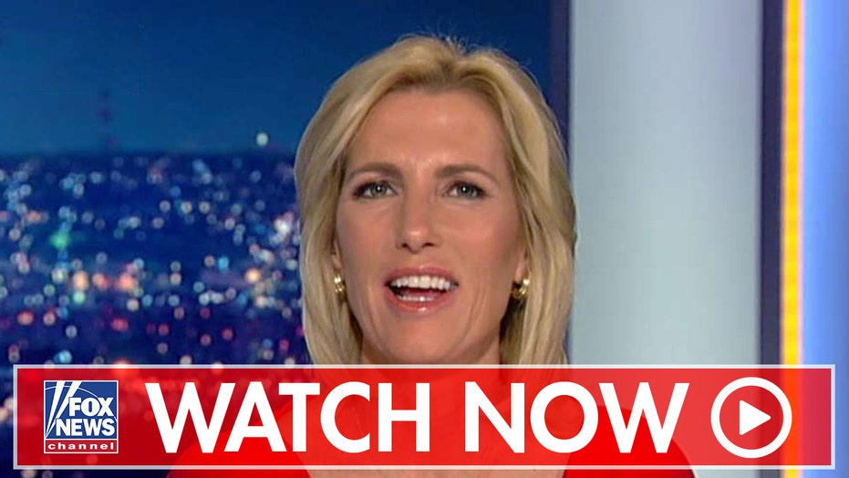 Ingraham: Deep state's coordinated effort to take down President Trump