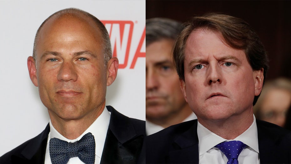 Michael Avenatti tries to sue Stormy Daniels for $2 million