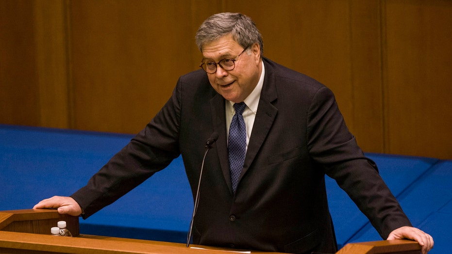 Why are the Democrats worried about AG Barr?