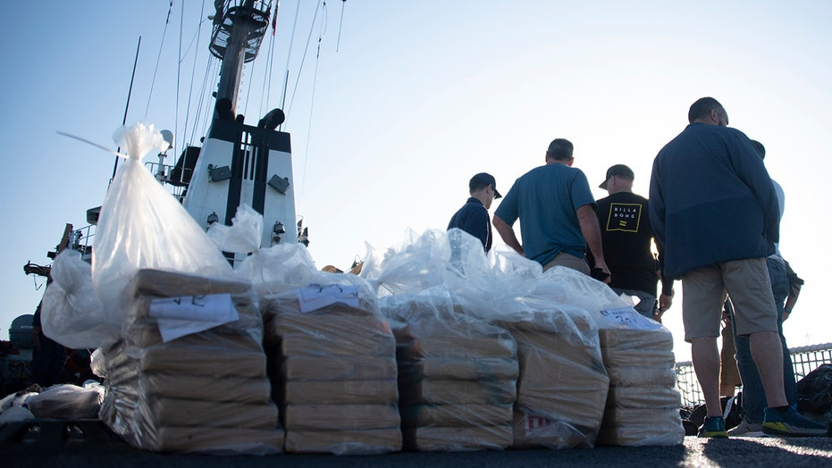 Coast Guard intercepts undersea vessel carrying $165 million of cocaine