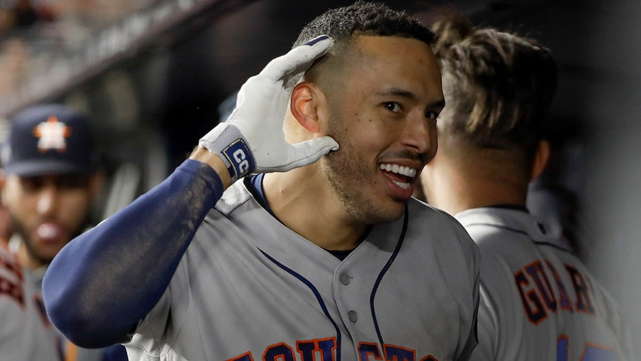 Astros' Carlos Correa addresses the haters after sweeping Twins in AL Wild Card series